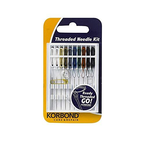 10 Piece Threaded Needle Kit