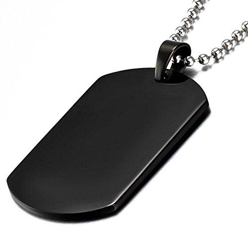 custom name necklace for men - 4