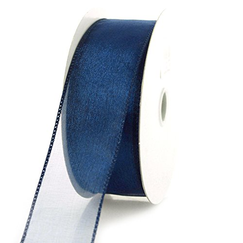 Gift ribbon blue