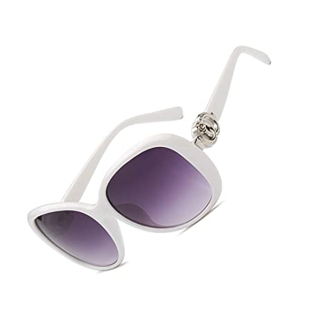 Morza Damas de Trama Grande Gafas de Sol Chicas Vasos de ...