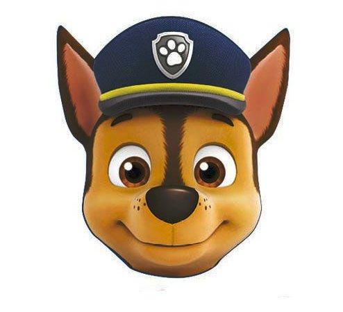 Cojin con forma Chase de Paw Patrol La Patrulla Canina ...