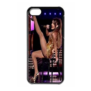 James-Bagg Phone case Singer Ariana Grande Protective Case For iphone 5c iphone 5c Style-16