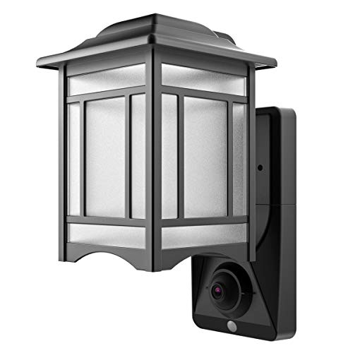 Outdoor Security Lamp