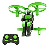Mini Nano Drone for Kids Beginners Lefant Jetpack 2.4GHz Small RC Quadcopter Remote Control Kids Toy Drone with 6 Axis 3D Flips Altitude Hold Function One Key Take Off Landing-Green
