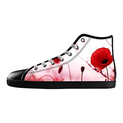 Daniel Turnai Fan Customized Glass Top Canvas Kids Shoes