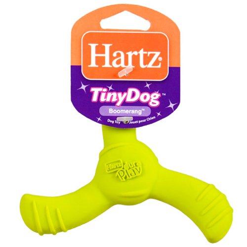HARTZ Dura Play Tiny Dog Toy Boomerang (Colors (Hartz Tiny Dog)