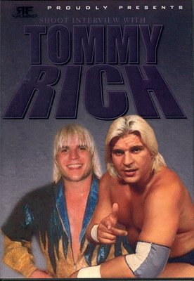 Amazoncom Tommy Rich Shoot Interview Wrestling Dvd Tommy Rich Rf