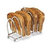 CKS Toast Rack Chrome Victorian