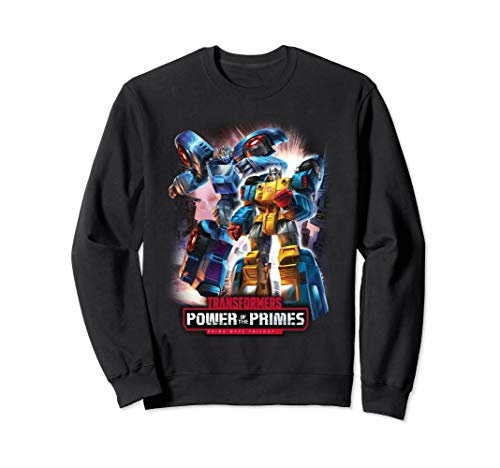 Transformers Power Of The Primes Crewneck Sweatshirts