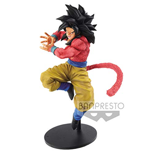 Banpresto Dragon Ball GT Son GOKOU Figure x10 Kamehameha (Dragon Ball Figures)