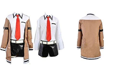 [Steins ; Gate Kurisu Makise cosplay costume] (Kurisu Makise Cosplay Costume)