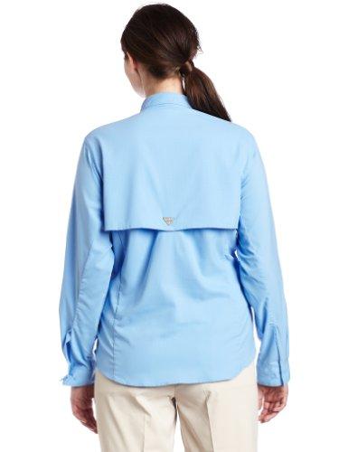 Columbia Long Sleeve blue2x Women's Tamiami Ii Cap ShirtPlusWhite 7Y6vIbfgy