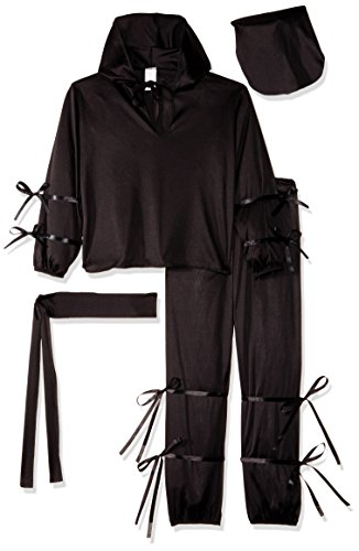RG Costumes Ninja Costume, Child Small/Size 4-6 ()