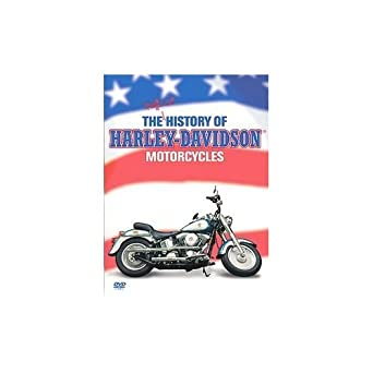 The Unofficial History Of Harley Davidson Motorcycles
