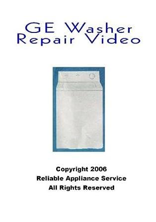 dvd washer