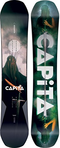 Capita Defenders of Awesome Snowboard Mens Sz 160cm