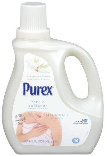 purex-liquid-fabric-softener-almond-milk-and-aloe-100-ounce-pack-of-4
