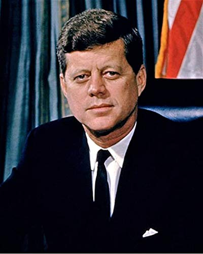 OnlyClassics 35TH American President of The United States John F. Kennedy 8X10 Portrait -
