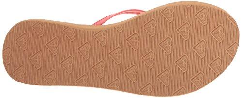 M 4 Girls' Coral Roxy Big RG Flop Kid Flip Flat Sandals Lahaina US 0wRzqdC8nz