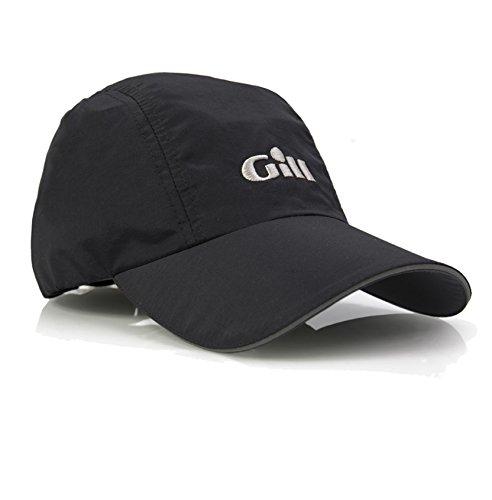 Gill Regatta Sailing Cap - Black