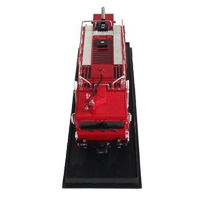 Oshkosh Crash Fire Truck Diecast 1:64 Model (Amercom GB-3): Sports & Outdoors