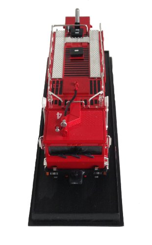 Oshkosh Crash Fire Truck Diecast 1:64 Model (Amercom GB-3