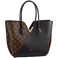 714f412e815c Louis Vuitton Monogram Canvas Kimono PM Noir Shoulder Handbag Article   M41855 Made in France