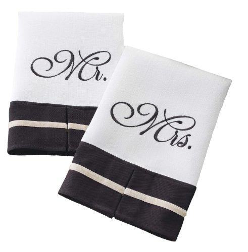 Mud Pie Mrs Linen Towel