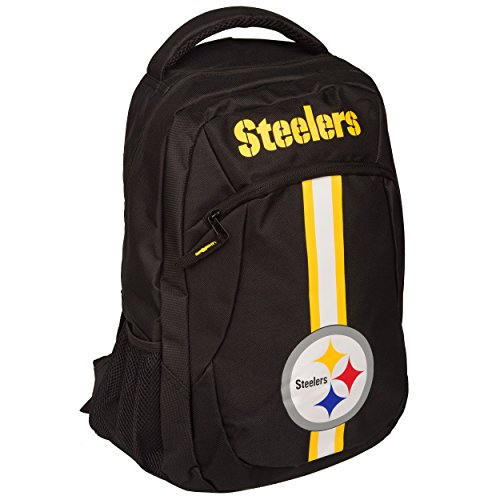 Nfl Gift Pack - FOCO Pittsburgh Steelers Action Backpack