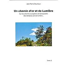 Un chemin d'or et de Lumière, d'Auschwitz-Birkenau à Compostelle, des ténèbres vers la Lumière (Sur les chemins européens de Compostelle t. 3) (French Edition)