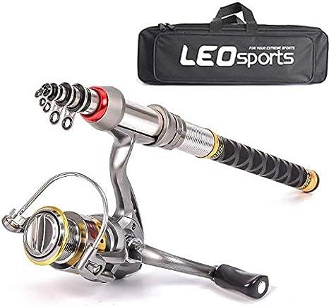 WANGYONGQI Quality Carbon mini Telescopic Fishing Rod +