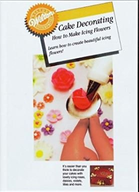 Make Icing Daisies - Wilton Cake Decorating How to Make Icing Flowers DVD