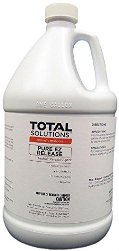PURE EZ Release, Asphalt release agent and Snow Plow Coating (4X1 Gallon Case)