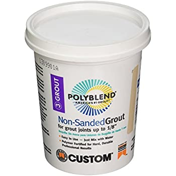 CUSTOM BLDG PRODUCTS NSG1221-4 Linen Non-Sanded Grout
