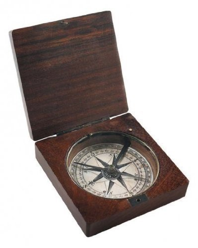 Authentic Models Compass Reproductions From Lewis and Clark Expedition Authentic Reproduction