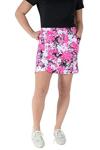 Tail Bowman Skort (L) (Spandex Skirt Tail)