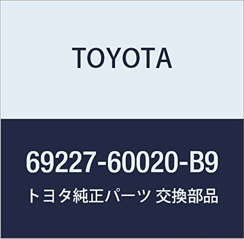 Genuine Toyota 69227-60020-B9 Door Handle Cover