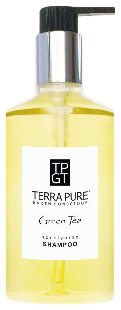 Terra Pure Shampoo, Retail Size Hotel Amenities, 10.14 oz. (Single)