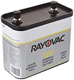 RAYOVAC General Purpose Lantern Battery, 12