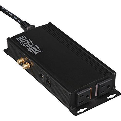 Isobar Audio - HT500PC - Tripp Lite - HT500PC Isobar Audio/Video Line Conditioner 1440W 5100J 110V AC