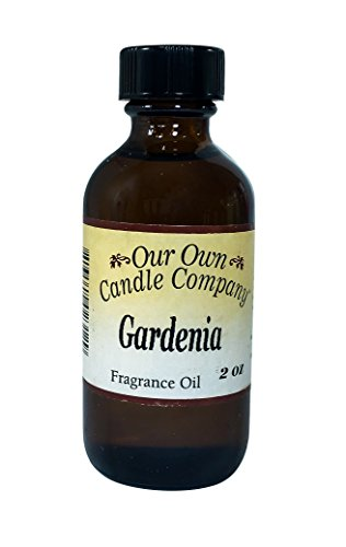 Our Own Candle Company Fragrance Oil, Gardenia, 2 oz