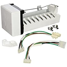 EXACT REPLACEMENT PARTS ER4317943L, Ice Maker (Replacement for Whirlpool 4317943L)