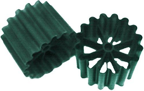 AquaForte Filtermedium Bioringe Sack 2000 Stück = 0.2 m³
