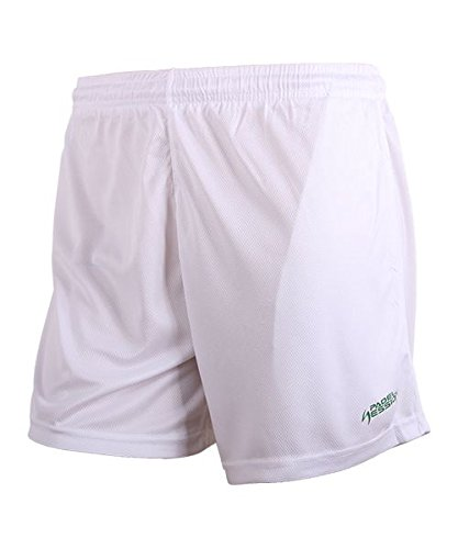 Padel Session Pantalon Corto Tecnico Blanco: Amazon.es ...