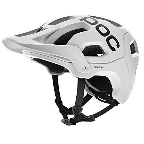 POC Tectal, Helmet for Mountain Biking, Hydrogen White, XS-S