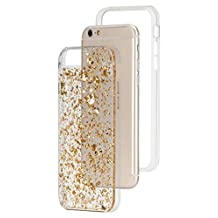 Case-mate iPhone 6 Case Karat Translucent Gold Leaf