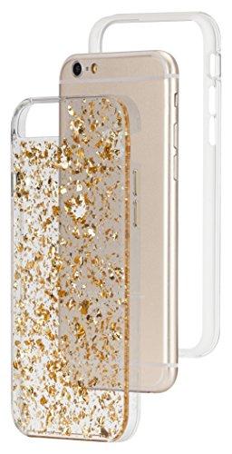 Case-Mate iPhone 6 Karat - Gold/Clear w/ Clear Bumper