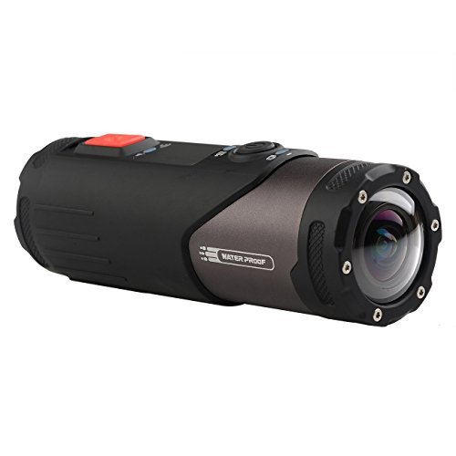 Sports Camera,eTTgear 15m Underwater Action Camera Waterproof DV Camcorder 12MP Photo And 170 Wide Angle Lens