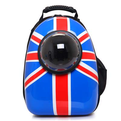 55 56 55 56 HYLIUB Pet Carrier Backpack Small Animal Carriers Pet Bag pet Out Bag Out Convenient Backpack Space Capsule pet Bag Backpack 55,56