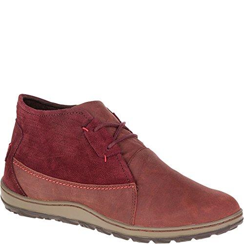 Da Ashland Red Sneakers Merrell Donna Ochre E4UwqCU6x